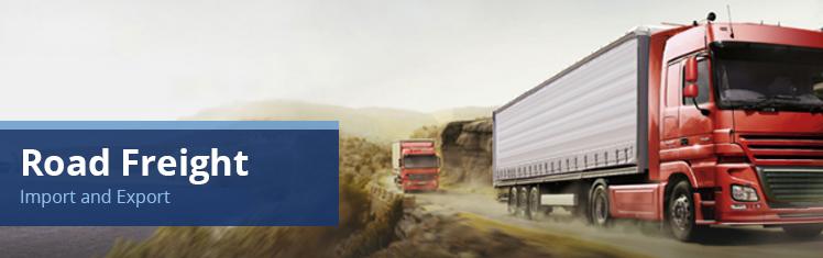 road-freight-banner